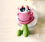 1pcs de la tirada de dibujos animados lechón estante del cepillo de dientes