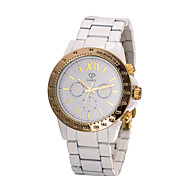 Women's Ceramic White Band Analog Quartz Japan PC Wrist Watch Jewelry Cool Watches Unique Watches Strap Watch