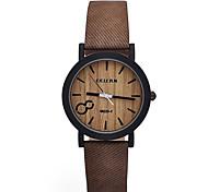 Unisex Watches Wood Watch Vintage Women's Watches Analog Men's Business Casual Quartz Watch,Gift idea