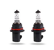 2 pcs GMY 65/55W 1350/1000±15%lm 3000K Halogen Car Light HB5 9007 12V Clear