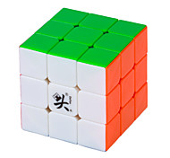 IQ Cube Magic Cube Dayan Three-layer Speed Smooth Speed Cube Magic Cube puzzle ABS