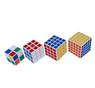 Toys Magic Cube Rubik Cube Shengshou® 2*2*2 / 3*3*3 / 4*4*4 / 5*5*5 Speed / Professional Level Magic Toy Smooth Speed CubeMagic Cube