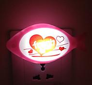kreativ warmweiß Sensor Fisch Licht in Bezug auf Baby-Schlaf-Nachtlicht (gelegentliche Farbe)
