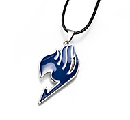 Fairy Tail Symbol Necklace Cosplay Accessory