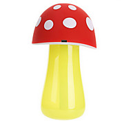 Mini USB Humidifier Mushroom Night Light