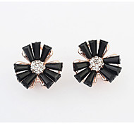 Han edition boutique sweet flowers ear clip