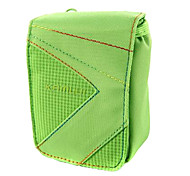 M Size Camera Case for Casio zr1000/zr1200/rx100  8*3.5*10 Green