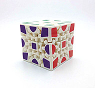 Magic Cube Gear Speed Smooth Speed Cube White ABS Toys