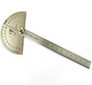Edelstahl protractor 10 cm (1 PC)