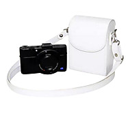 SLR CaseForSony One-Shoulder White