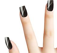 sioux chat noir oeil brille 6ml colle à ongles vernis à ongles pour 2 ans