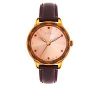 Julius®  Korea  New Arrival Rhinestone Quartz Women Watch Leather Belt Waterproof Wristwatch JA-820