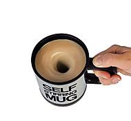 Auto Self Stirring Mug Drinks Tea Coffee Funny Electric Mixing Cup Gift Work(Random Colors)
