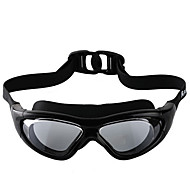 Unisex's  Sports Modern Fashion Polycarbonate Adjustable Size Swimming Goggles(Assorted Color)