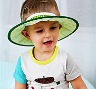 New Style Safe Shampoo Shower Cap  Bath And Sunshade Protect Soft Cap Hat For Baby Children Kids