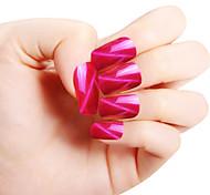 sioux oeil de chat rose paillettes 6ml colle à ongles vernis à ongles pour 2 ans