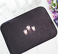 """Hot Sale Casual Style Coral Velvet Compound Material Thickened Mat W16"""" x L24"""""""