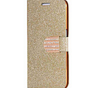 Diamond Glitter Bling Full PU Leather Flip Case For Samsung Galaxy S3/S4/S5/S6/S6 Edge/S7/S7 Edge