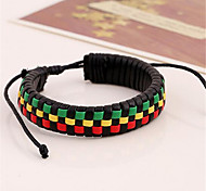 Unisex Leather Handcrafted Vintage Bracelets(More Colors)