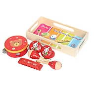 Wood Yellow Musical Instruments for Children All Musical Instruments Toy