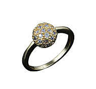 Fashionable women vintage casual Statement Ring