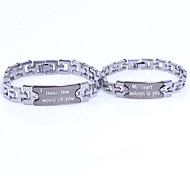 The New Fashion Lovers Alloy Bracelet / Party / Daily / Casual / Sports