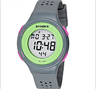 Men's LCD Digital Water-Resisstant Multi-Functional Sports Watch Wrist Watch Cool Watch Unique Watch