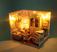 1PC Diy House Thick Love Creative Gifts A Birthday Present Educational Toys Lights Led Lamp