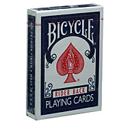 American Bicycle Poker Bicycle Poker Original Poker Magic Props Board Game Card Blue (A)