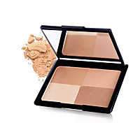 4 Pressed Powder Dry Pressed powder Long Lasting / Natural Face other