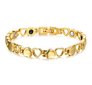 Women's Jewelry Health Care Stainless Steel Magnetic Therapy Bracelet Fashion Gift Jewelry
