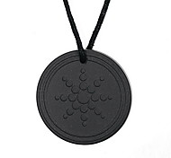 Unisex Fashion Lava Quantum Science Pendant for Necklace