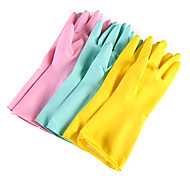 2pcs/set Random Color Washing Gloves