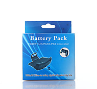 Power Supply Rechargeable Back Hanging Clip Battery Pack for PS4 Controller