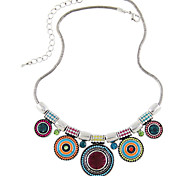 Ethnic Style Necklace Statement Necklaces