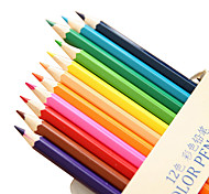 Box Package 12-Color Painting Pencil Set(12 PCS)