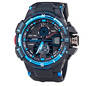 Men's Motion Waterproof Double Movement Watch Wrist Watch Cool Watch Unique Watch