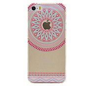 Back Cover Other Transparent TPU SoftApple iPhone SE/5s/5