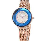 Women's Fashionable  Simple High-quality Alloy Watch