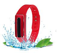 HB02 Pulseira InteligenteImpermeável / Suspensão Longa / Monitor de Batimento Cardíaco / Distancia de Rastreamento / Monitoramento do