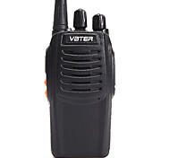 VBTER VBT-V3 Two-Way Ham Radio, UHF 400-470 MHz Portable Handheld FM Transceiver