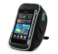 Roswheel® 5 inch Bike Bicycle Cycle Cycling Frame Tube Bag Panniers Waterproof Handlebar Touchscreen Phone Case Pouch
