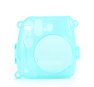 Mini 8 Instant Camera Case - Instax Mini 8 Transparent Case with Camera Shoulder Strap