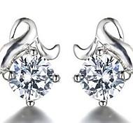 Female Fashion Temperament Earrings
