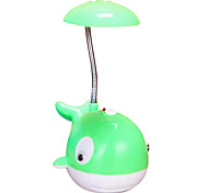(Random Color) Dolphin Creative Cartoon LED Rechargeable Lamps Nightlight