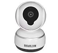 HOSAFE 720P Wireless PTZ IP Camera w/ 32G TF / Recording 30 Days / Two Way Speak / Motion Detection Alert