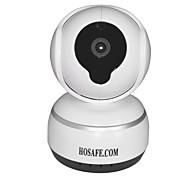 hosafe 720p беспроводная IP-камера PTZ ж / 32g TF / записи 30 дней / двухстороннее сигнал тревога обнаружения говорить / движение