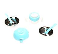 alimentando talheres Aço Inoxidável For alimentando talheres 1-3 anos bebê