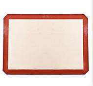42 * 29.5Cm High Temperature Resistant Glass Fiber Mat Sugar Art Nonstick Silicone Mat Dough Mat And Bake 5Pcs