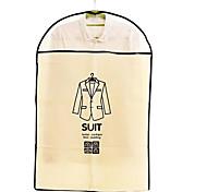 9995 gruesos overclothes polvo chaqueta objeto ropa cubierta de la bolsa a prueba de polvo traje de la cubierta que cuelgan por mayor